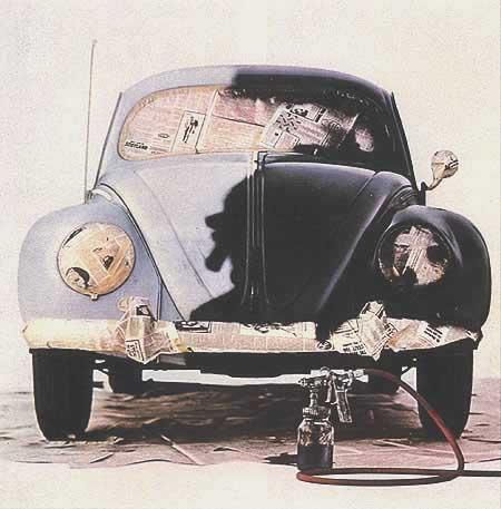 Volkswagen - Publicidades de una vieja pasión